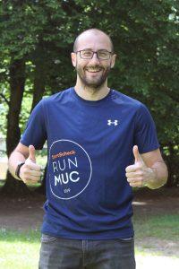 Spendenaktion Halbmarathon